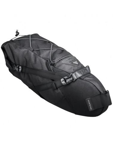 Topeak Backloader Waterproof Saddle Bag 15 Liters, Black