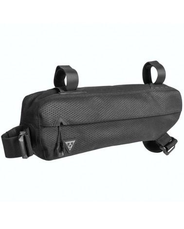 Topeak Midloader Top Tube Bag 3 Liters, Black