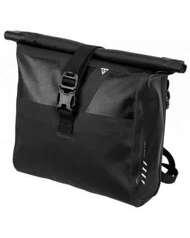 Topeak Barloader Waterproof Handlebar Bag 6,5 Liters, Black