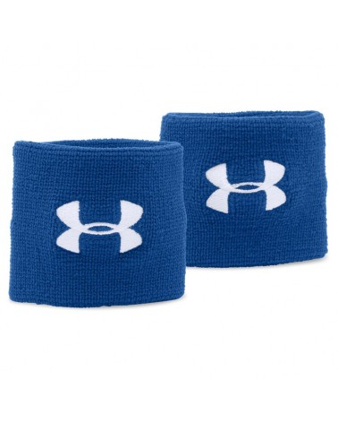 Under Armour Wristband Performance 7,5 cm Polsini Uomo, Royal (Taglia Unica)