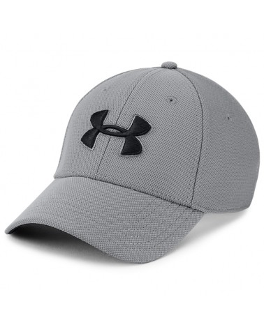 Under Armour Men's Blitzing 3.0 Cappello Uomo, Graphite/Black/Black