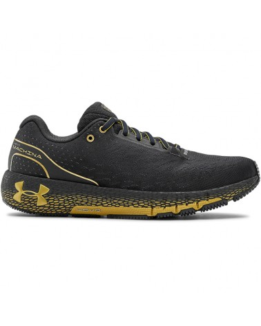 Under Armour UA HOVR Machina Men's Running Shoes, Blackout Purple