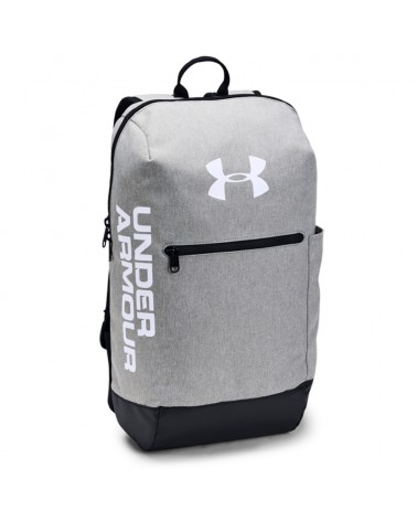 Under Armour UA Patterson Zaino 17 Litri, Steel Medium Heather