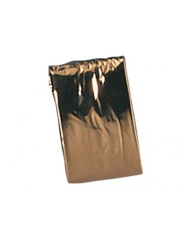 Vaude Rescue Blanket Coperta Soccorso, Gold/Silver
