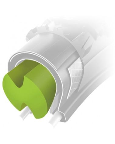 Vittoria Air-Liner Anti Puncture Tubeless MTB Tires Insert, Green Box (Pair)
