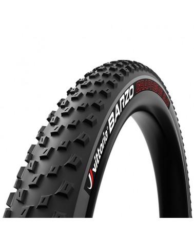 Vittoria Barzo 29x2.25 XC-Trail TNT 4C G2.0 Fold MTB Tire 120 TPI, Anthracite/Black/Black