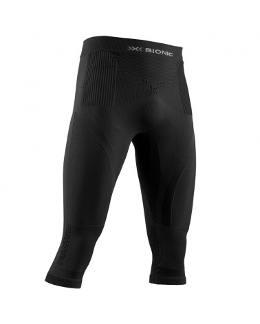 X-Bionic Energy Accumulator 4.0 Men's Pant 3/4, Black/Black