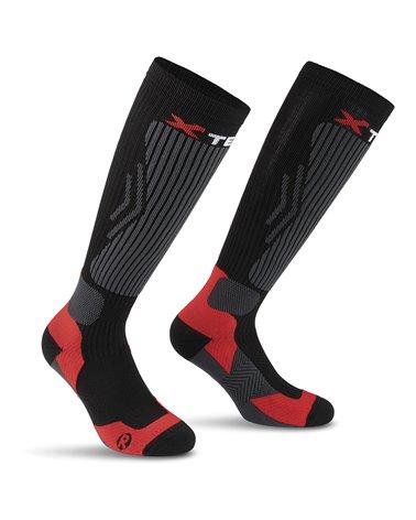 XTech Compression Socks, Black