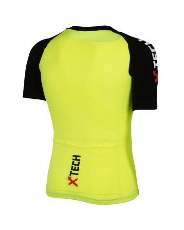 Compex Cavi Fluo 1 Set da 4, Rosa/Arancio/Giallo/Verde per Sport2/Sptens/SpP/Fitness Tens/Fitness