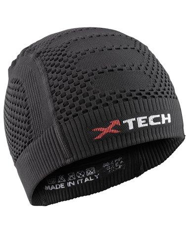 XTech Sottocasco Ciclismo XT99, Black (Taglia Unica)