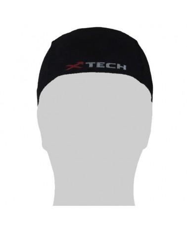 XTech XT108 Sottocasco Cuffia Tecnica Taglia Unica, Black