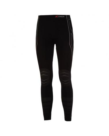 XTech Race 3 Pant Long Tight, Black