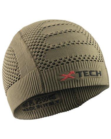 XTech XT99 Ciclyng Headset, Green (One Size)