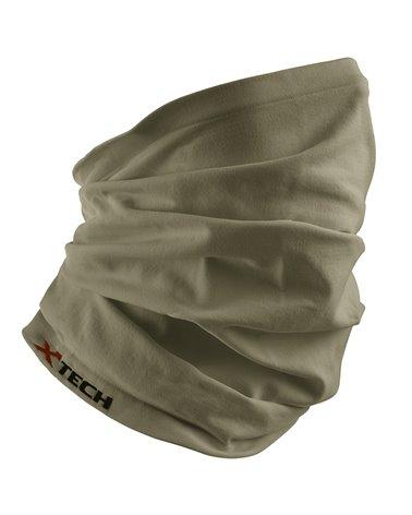 XTech X-Tube Multipurpose Neck Warmer, Green (One Size)