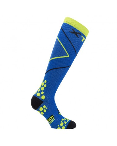 XTech XT150 Ciclyng Socks, Blue