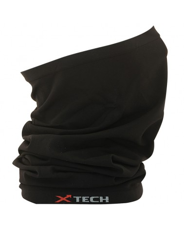 XTech X-Tube Multipurpose Neck Warmer, Black (One Size Fits All)