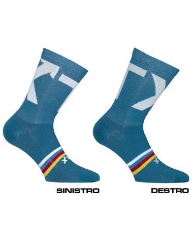 XTech XT159 Ciclyng Socks, Green