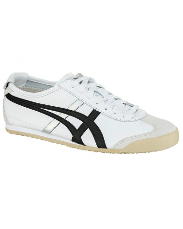 Onitsuka Tiger Mexico 66 Shoes, White/Black
