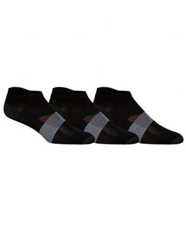 Asics 3PPK Lyte Socks, Black Performance (3 Pack)