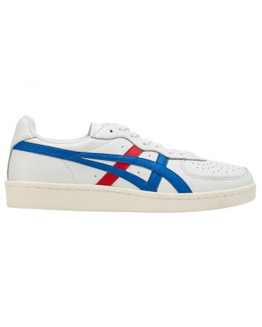 Onitsuka Tiger GSM Lifestyle Shoes, White/Imperial