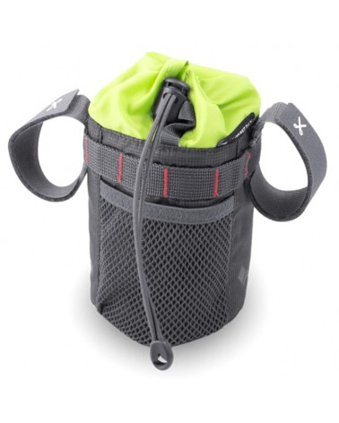 Acepac Bike Bottle Bag Portaborraccia, Grigio