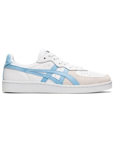 Onitsuka Tiger GSM Lifestyle Shoes, White/Arctic Sky