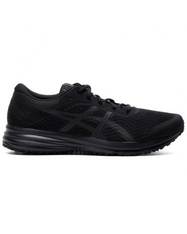 Asics Patriot 12 Men's Running Shoes, Black/Black