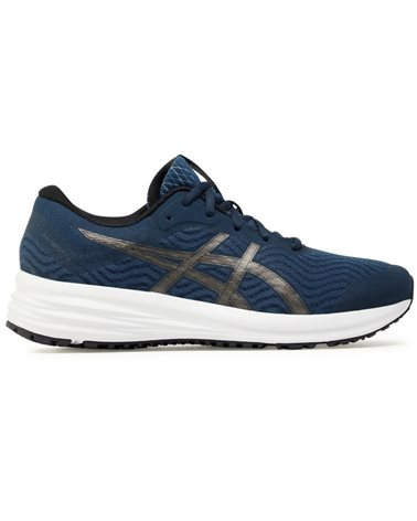 Asics Patriot 12 Scarpe Running Uomo, French Blue/Gunmetal