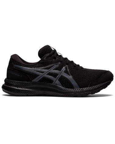 Asics Gel-Contend 7 Scarpe Running Uomo, Black/Carrier Grey