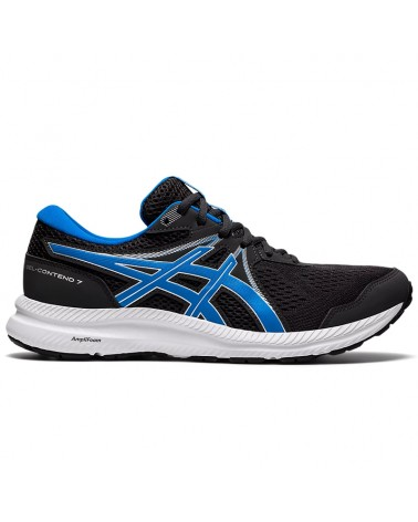 Asics Gel-Contend 7 Scarpe Running Uomo, Graphite Grey/Directoire Blue