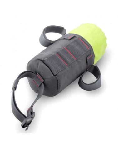 Acepac Bike Bottle Bag, Grey
