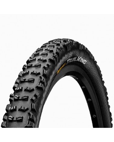 Continental Trail King 2.6 ProTection Apex 27.5x2.6 Folding Tyre, Black/Black