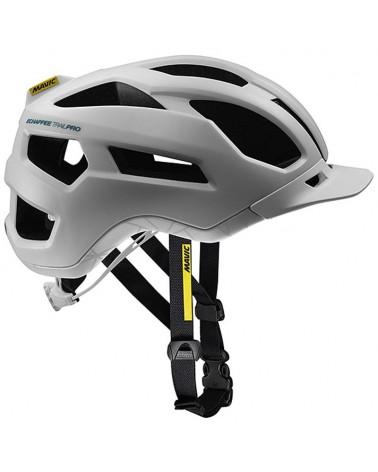 Mavic Echapee Trail Pro Woman's MTB Helmet, White/Everglade