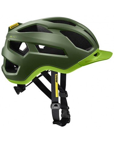 Mavic XA Pro MTB Helmet, Chive/Lime Green