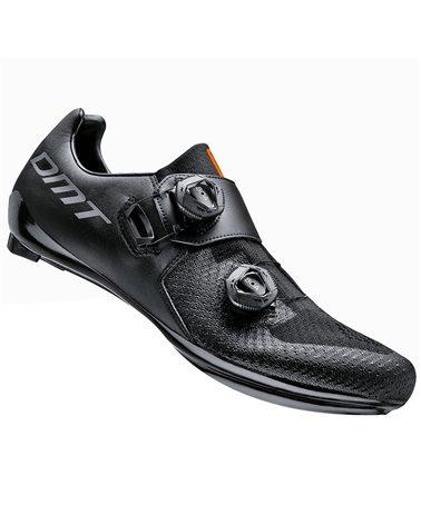 DMT SH1 Men's Road Cycling Shoes, Black/Black