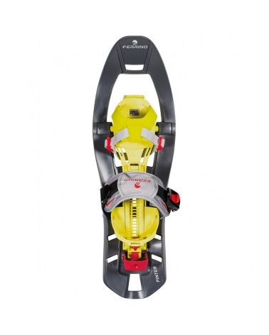 Ferrino Pinter Special Snowshoes, Grey/Lime