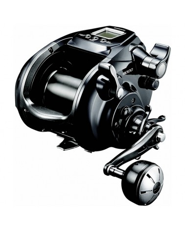 Shimano Forcemaster 9000 Electric Fishing Reel Lever Drag (Right Hand)