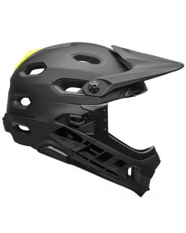 Bell Super DH MIPS MTB Helmet, Matte/Gloss Black