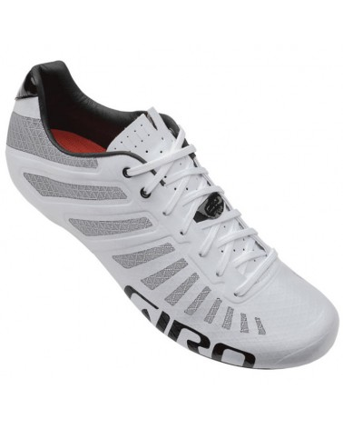 Giro Empire SLX Carbon Men's Road Cycling Shoes, Crystal White