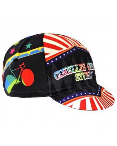 Cinelli Circus Cycling Cap (One Size Fits All)