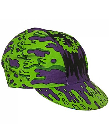 Cinelli Anna Benaroya Slime Cycling Cap (One Size Fits All)