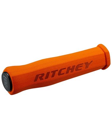 Ritchey WCS TrueGrip Handlebar Grips 125mm, Orange