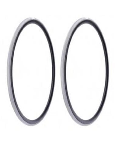 Tubolight Antipuncture Tubeless Inserts 30c - 37c Cyclocross (with Valve)