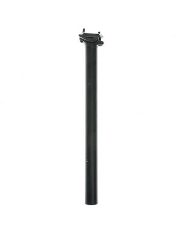 BMC MSP03 27.2x400mm 0° Offset Aluminum Seatpost, Black