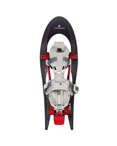 Ferrino Felik Special Snowshoes, Red/Grey