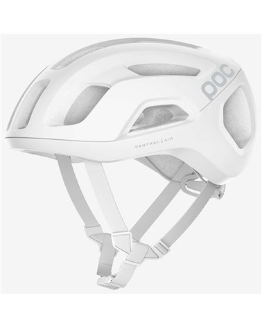 Poc Ventral Air Spin Road Cycling Helmet, Hydrogen White Matt