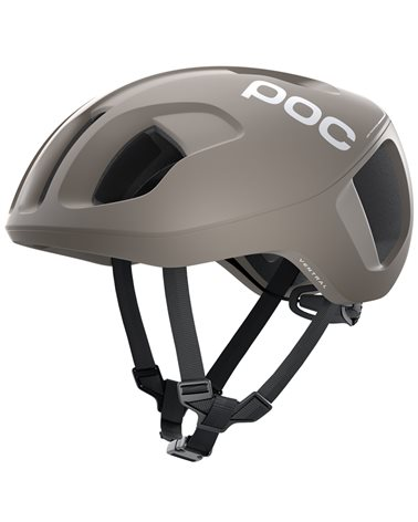 Poc Ventral Spin Road Cycling Helmet, Moonstone Grey Matt