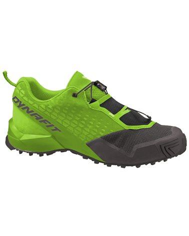 Dynafit Speed MTN GTX Gore-Tex Men's Trail Running Shoes, Lambo Green/Asphalt
