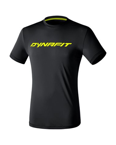 Dynafit Traverse 2 Maglia Maniche Corte Trail Running Uomo, Black Out