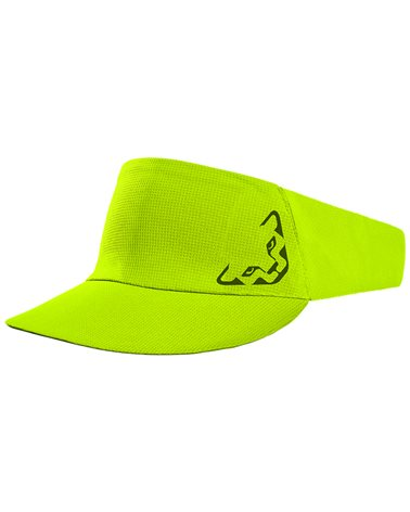Dynafit React Visor Running Band, Fluo Yellow/0910